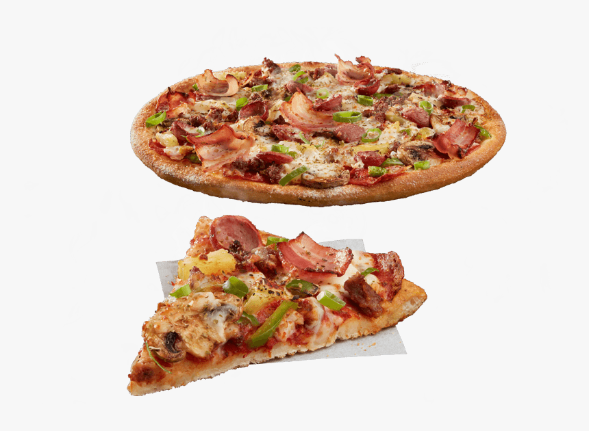 """Domino""""s Pizza Png - Super Supreme Pizza Dominos, Transparent Png, Free Download"""