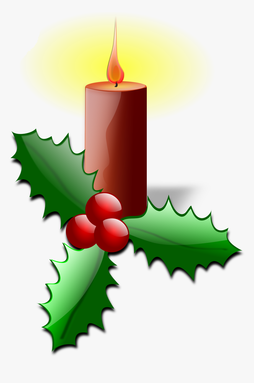 Holiday Christmas Lights Free Download Png Clipart - Clip Art Christmas Design, Transparent Png, Free Download