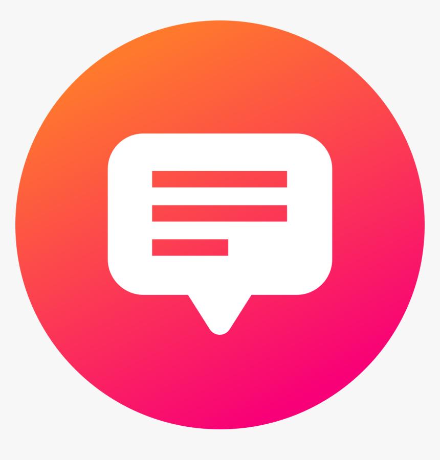 Live Subtitles Icon - Youtube Circle Logo Png, Transparent Png, Free Download
