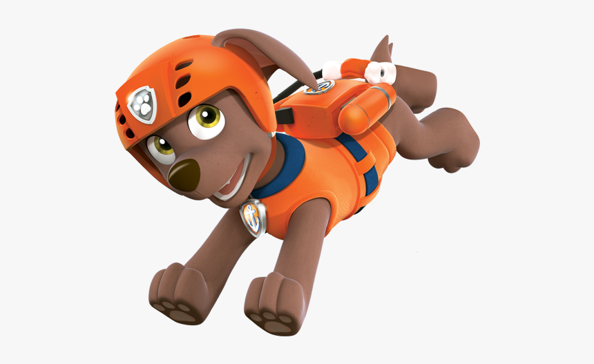 Paw Patrol Characters Zuma, HD Png Download, Free Download