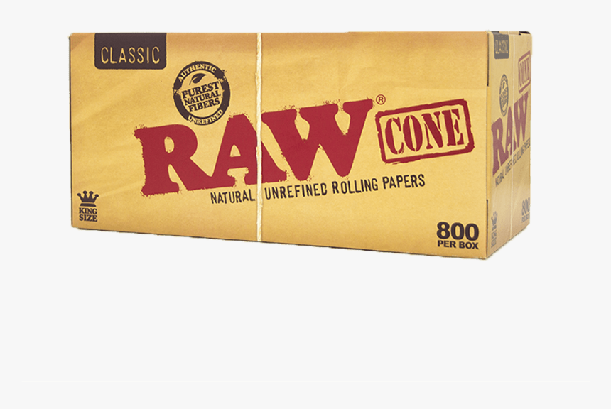 Paper Cannabis Brand Flavor - Raw Papers, HD Png Download, Free Download
