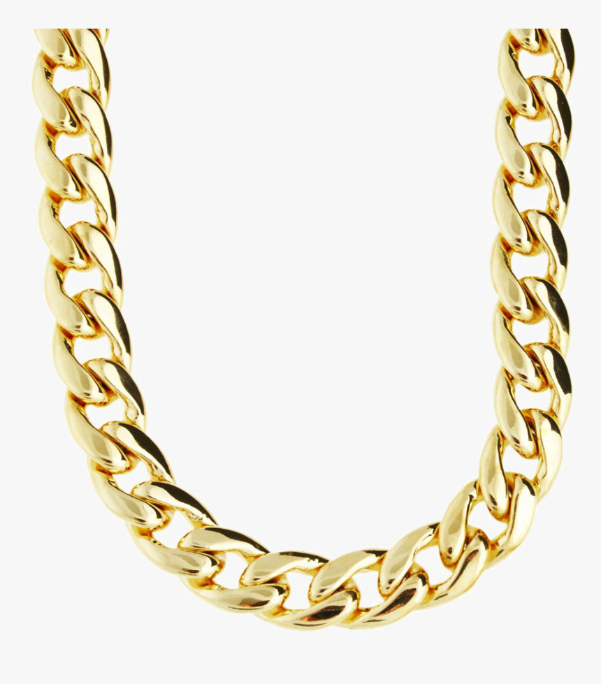 Chain - Thug Life Transparent Chain, HD Png Download, Free Download