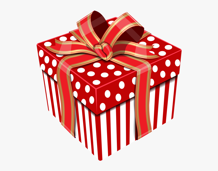 Birthday Gift Box Png - Cute Gift Box Png, Transparent Png, Free Download