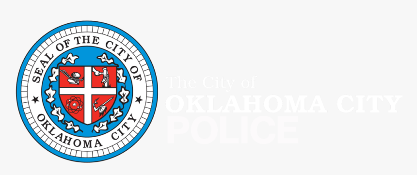 Ocpd Blank Seal White - City Of Oklahoma City, HD Png Download, Free Download