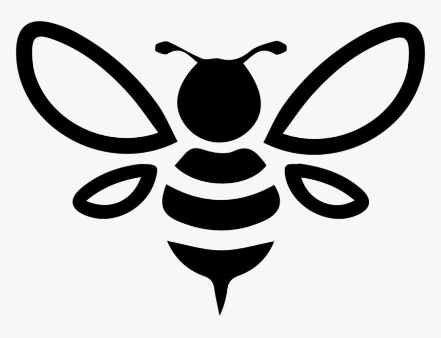 Transparent Honey Clipart Black And White Honey Bee Hd Png Download Kindpng