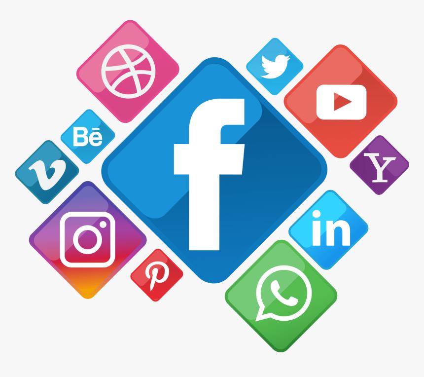 Smm, Social Medial Marketing - Social Media Marketing, HD Png Download, Free Download