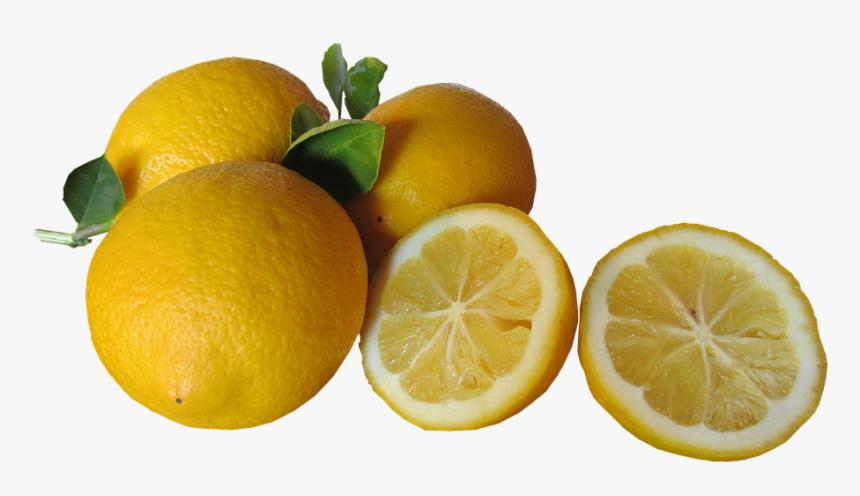 Transparent Citrus Clipart - Lemon, HD Png Download, Free Download