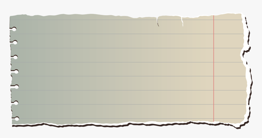 Vector Notes Torn Paper - Paper, HD Png Download, Free Download