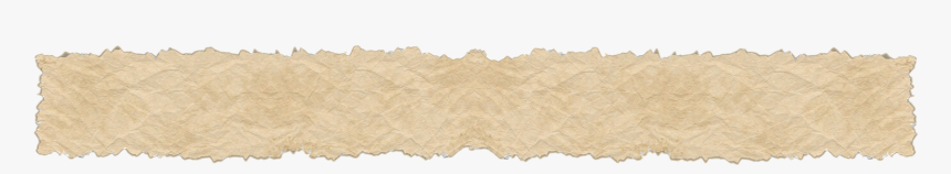 Brown Paper Torn On Transparent, HD Png Download, Free Download