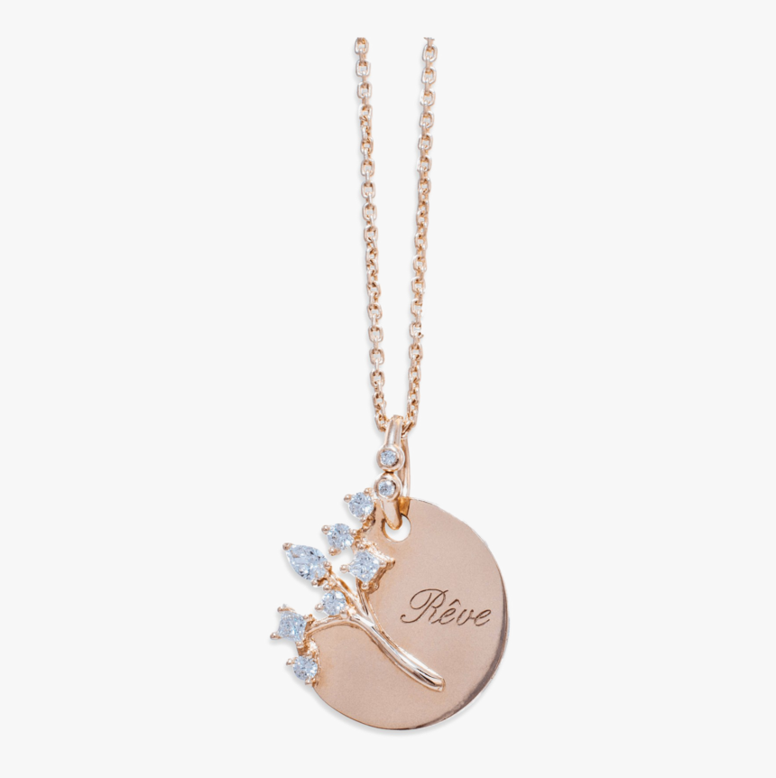 Gold Necklace Png Hd - Dream Necklace, Transparent Png, Free Download