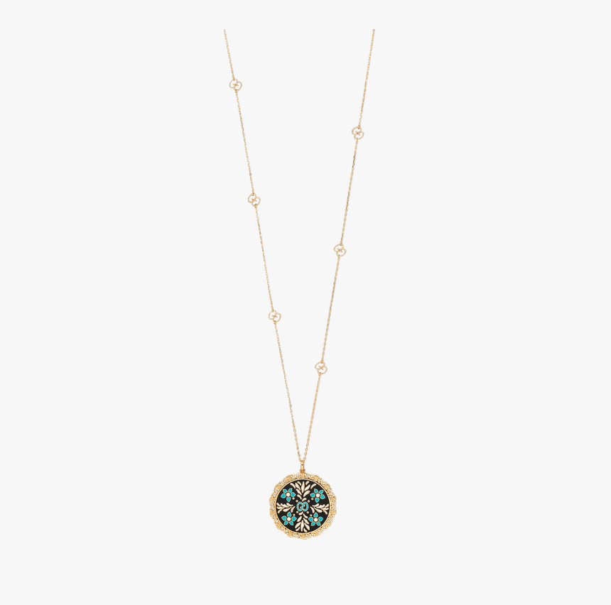 Gucci Fashion Jewelry Icon Necklace - Necklace, HD Png Download, Free Download