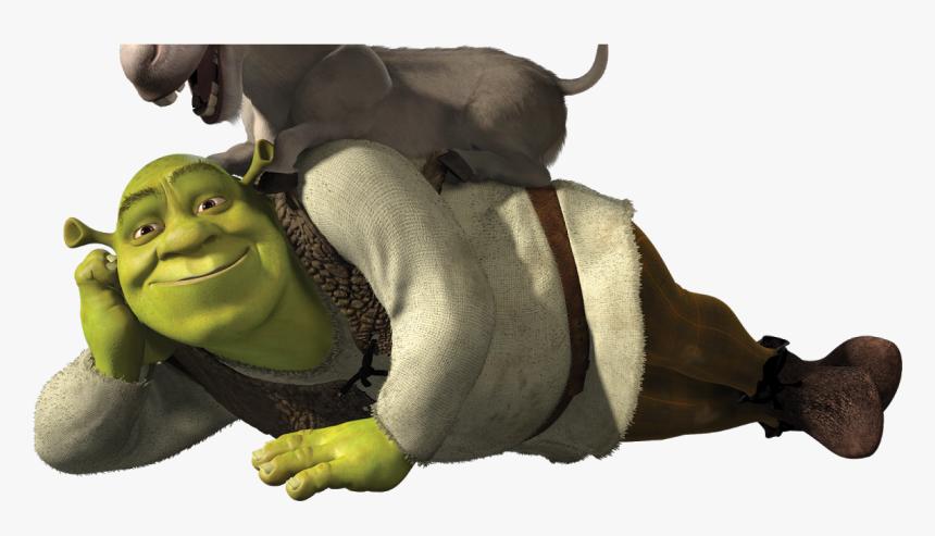 Shrek T Pose Transparent Hd Png Download Kindpng