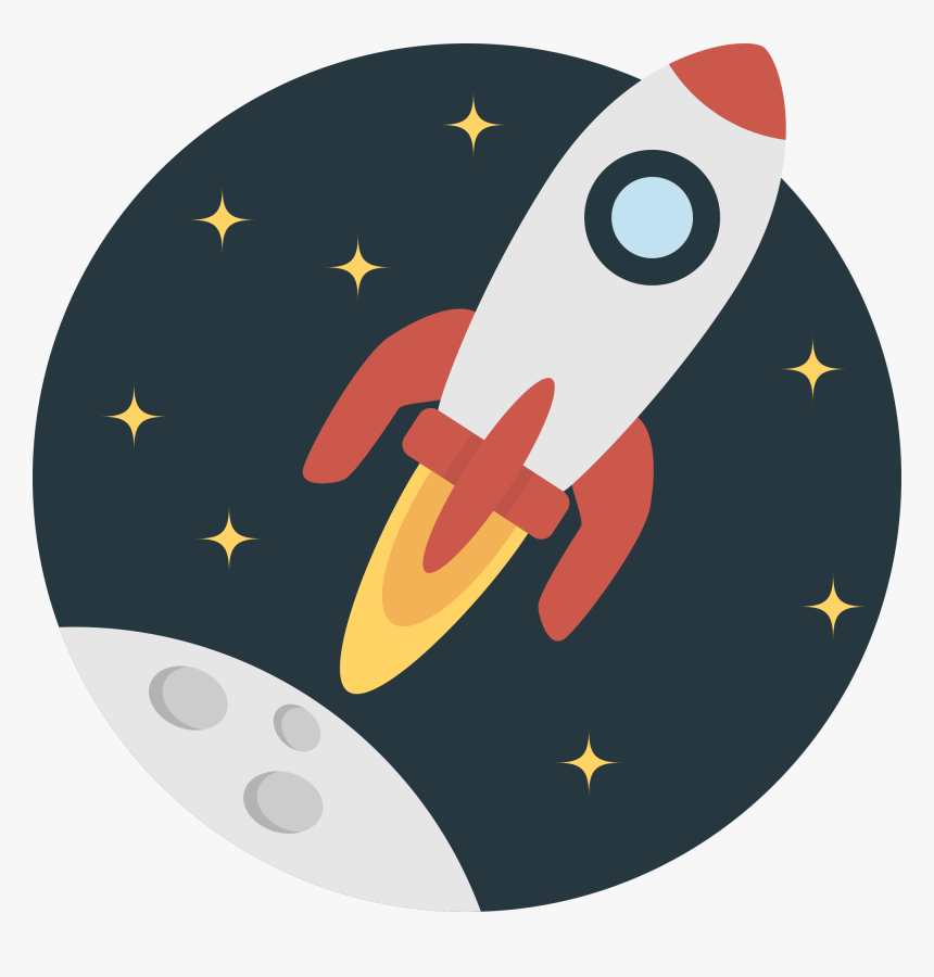 rocket png clipart rocket flat icon png transparent png kindpng rocket flat icon png transparent png