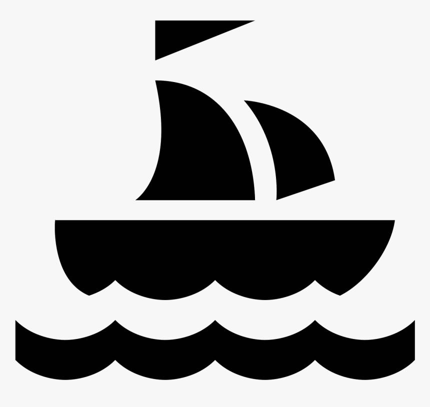 Sailing Ship Computer Icons Boat, HD Png Download, Free Download