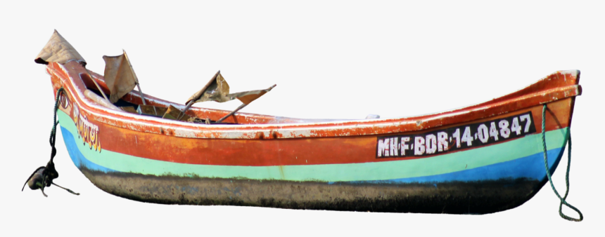 Old Fishing Boat Png Transparent Png Kindpng