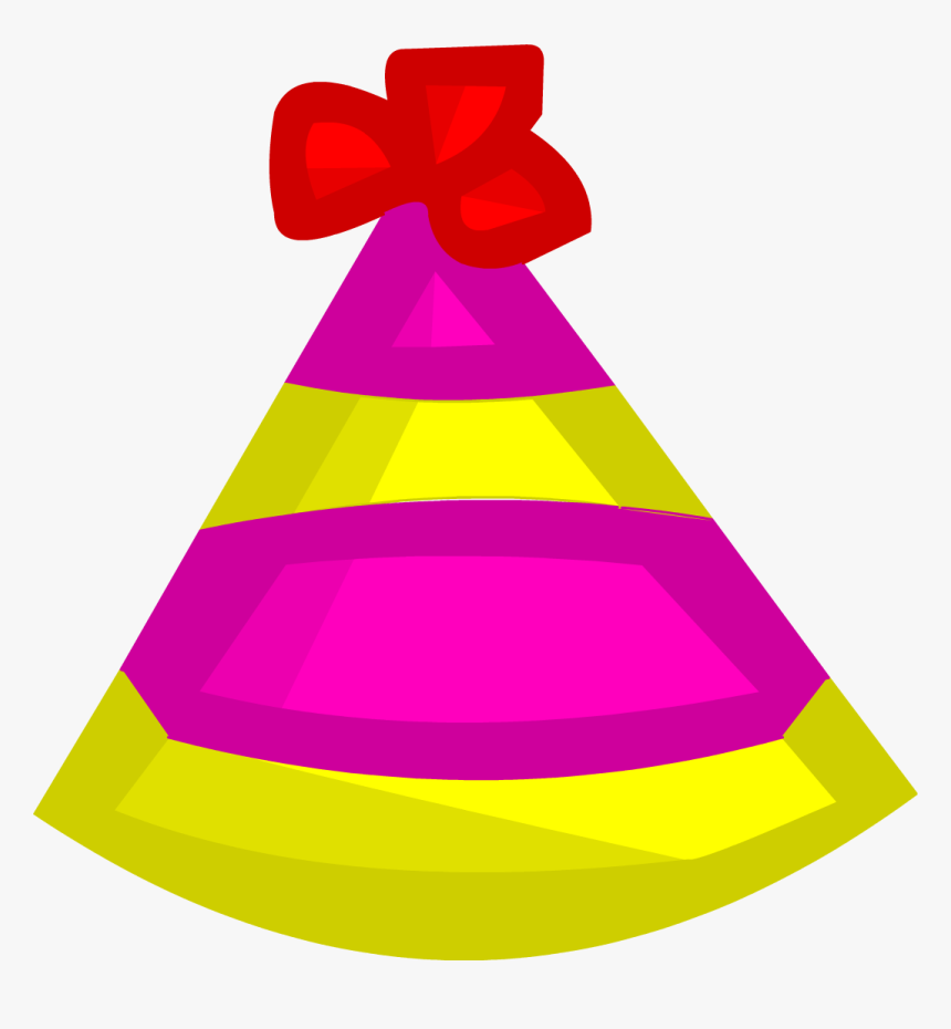 Birthday Hat Clipart Blower - Challenge To Win Party Hat, HD Png Download, Free Download