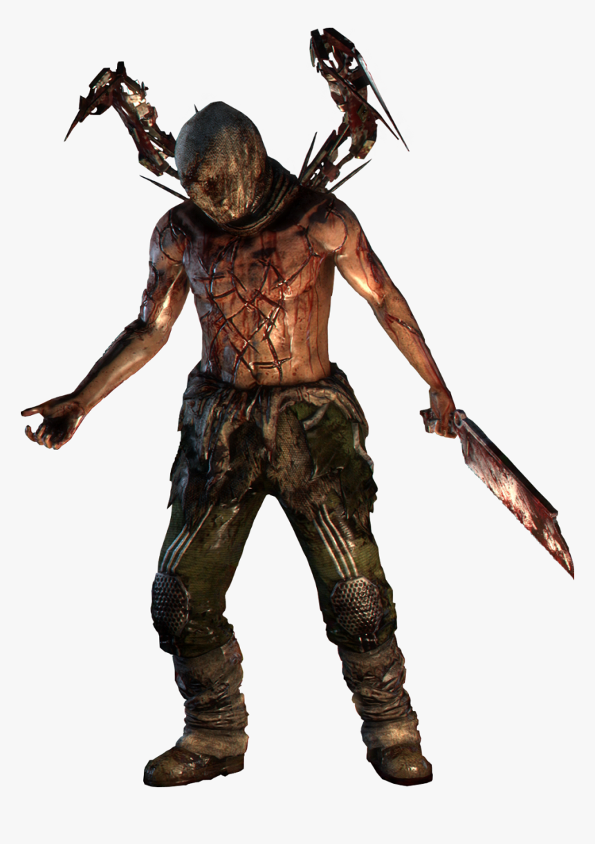 Dead Space Png Free Download - Dead Space 3 Awakened Cult Leader, Transparent Png, Free Download