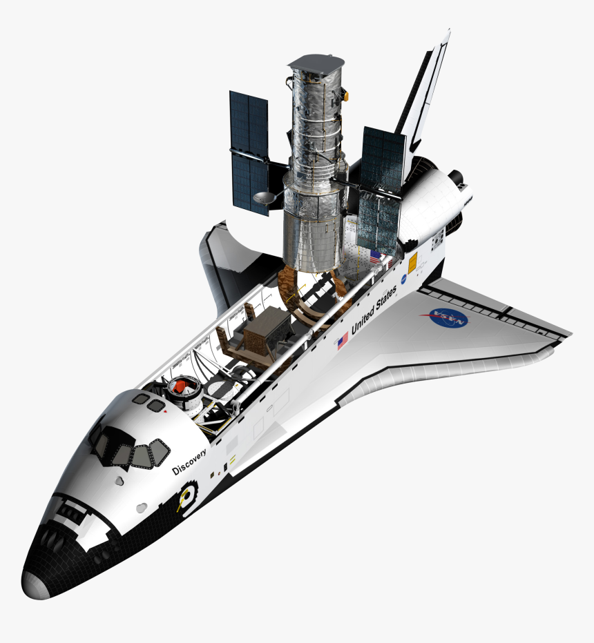 Space Shuttle Png, Transparent Png, Free Download