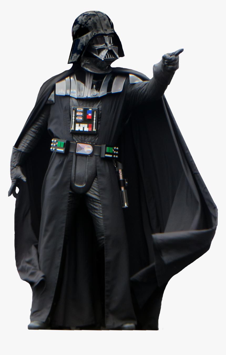Star Wars A Galaxy Far, Far Away Darth Vader 4b - Darth Vader Pointing Png, Transparent Png, Free Download