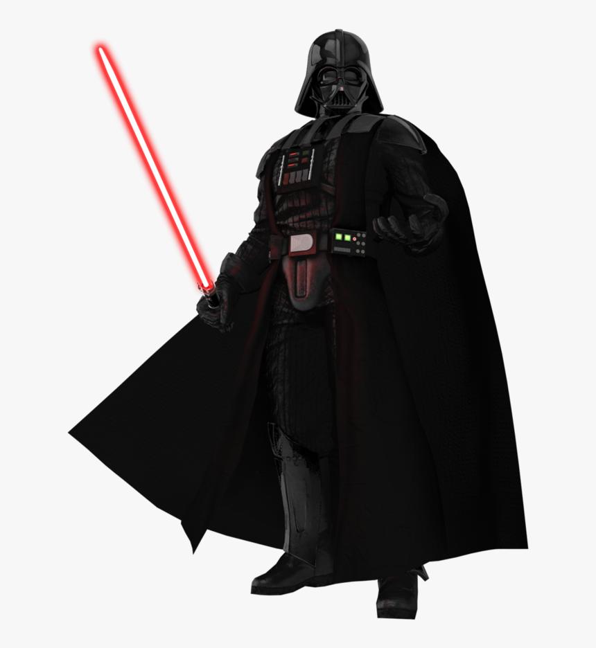 Star Wars Battlefront Ii Anakin Skywalker Character - Star Wars Battlefront 2 Darth Vader Png, Transparent Png, Free Download