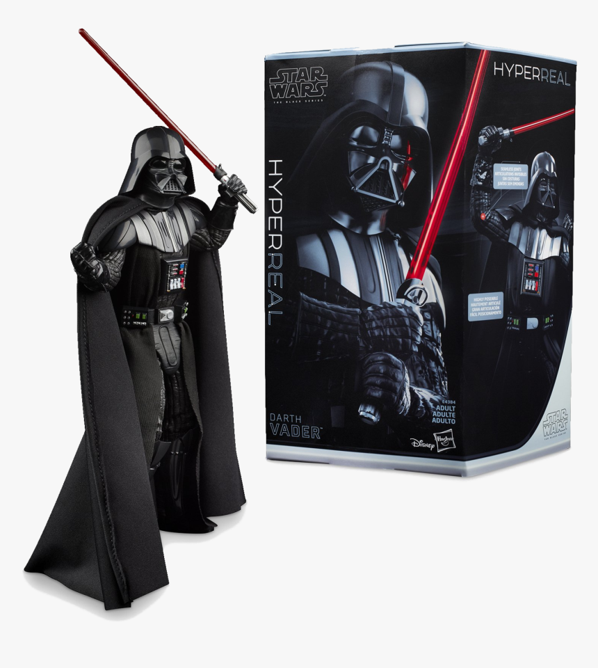 Star Wars Black Series Hyperreal Darth Vader, HD Png Download, Free Download