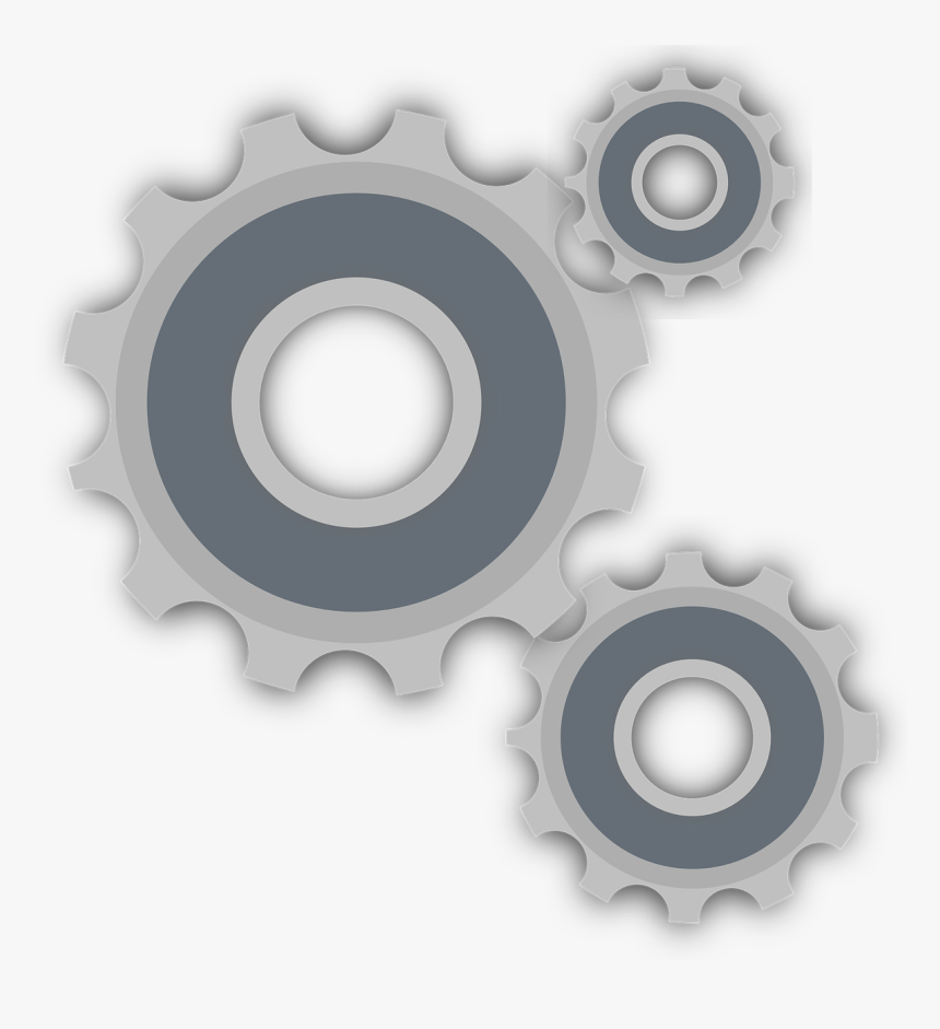 Big And Small Gear, HD Png Download, Free Download