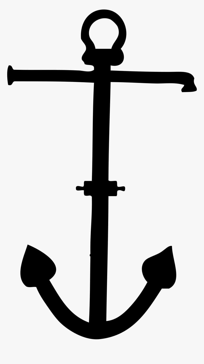 Admiralty Pattern Anchor Clip Arts - Admiralty Pattern Anchor, HD Png Download, Free Download