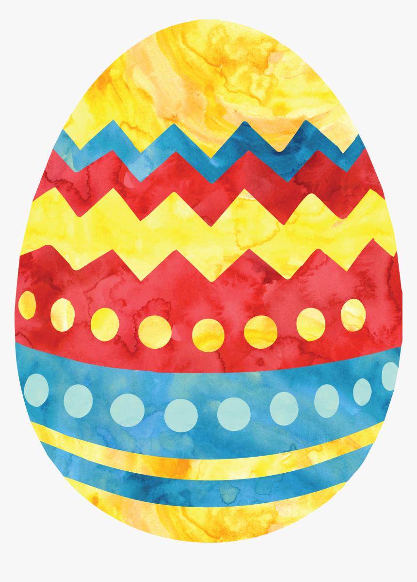 108 1086787 transparent easter egg clip art watercolor clipart easter