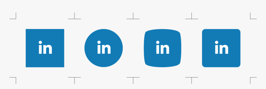 Linkedin Button, HD Png Download, Free Download