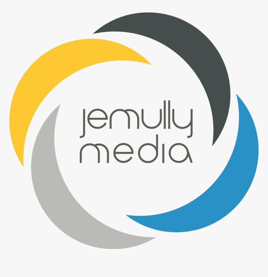 Jemully Media - Logo Design Social Media Png, Transparent Png, Free Download
