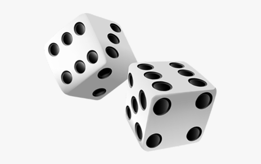 Dice Png Transparent Images - Rolling Dice, Png Download, Free Download