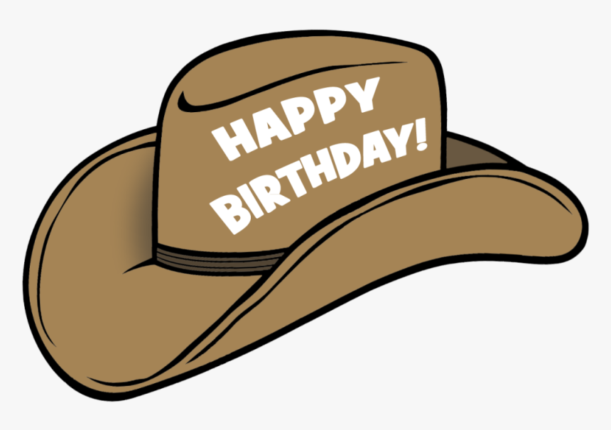 Png Birthday Hat Photo - Happy Birthday Cap Png, Transparent Png, Free Download
