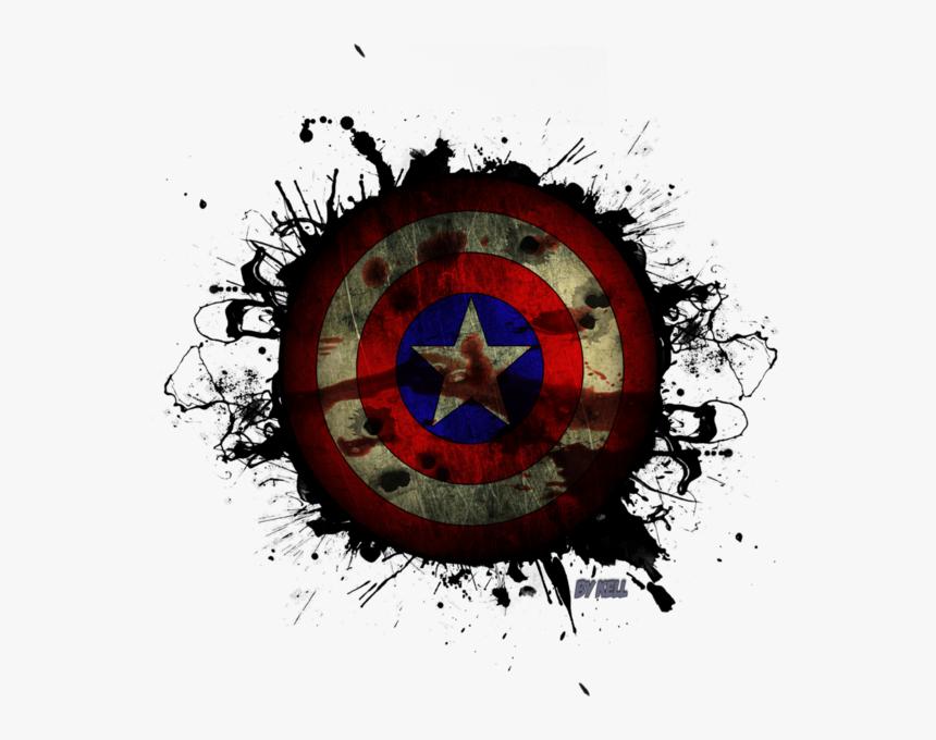 Logos Capitan America Png, Transparent Png, Free Download