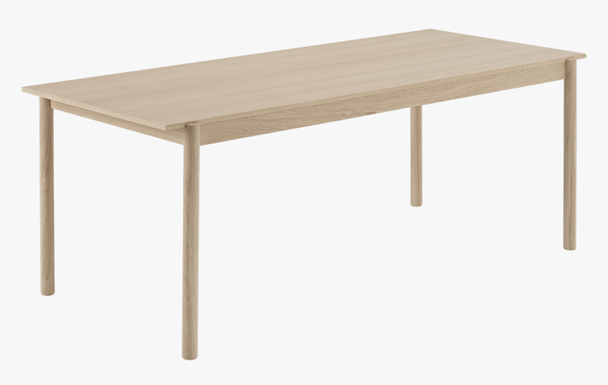 Linear Wood Table Master Linear Wood Table 1554453233 - Linear Wood Table Muuto, HD Png Download, Free Download