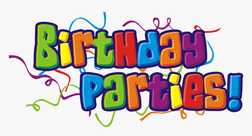 Download Birthday Parties Png Clipart - Birthday Parties, Transparent Png, Free Download
