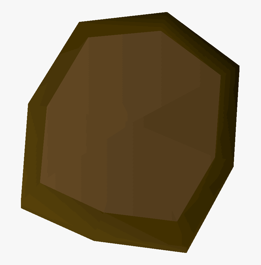 Old School Runescape Wooden Shield, HD Png Download, Free Download