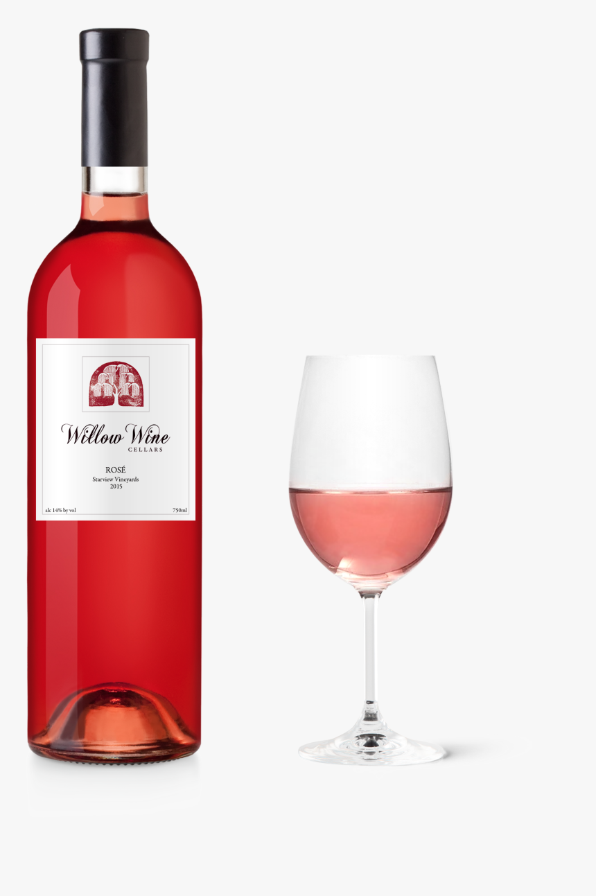Transparent Wine Glass Png - Wine Glass And Bottle Jpg, Png Download, Free Download