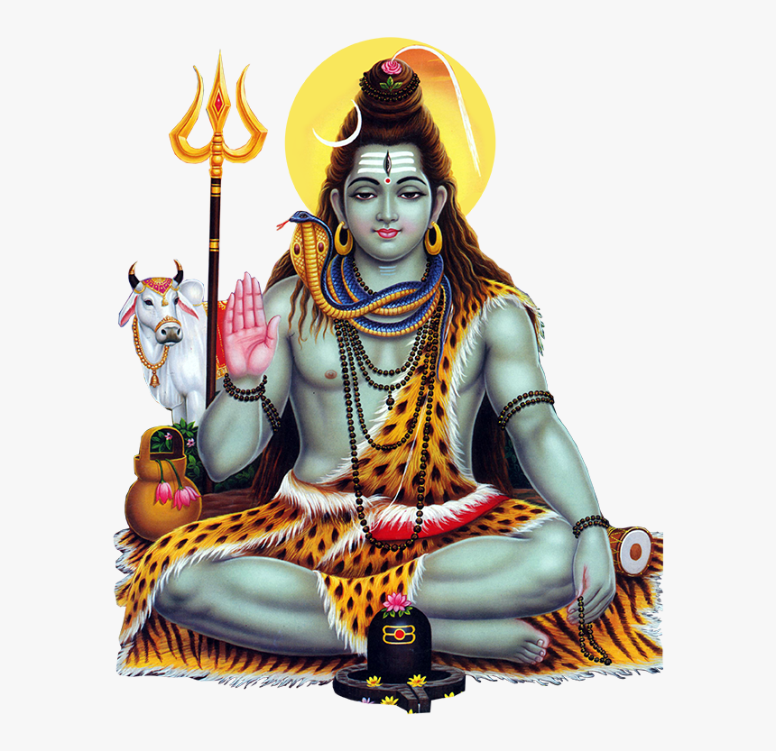 Transparent Temple Png - Shiva Png, Png Download, Free Download