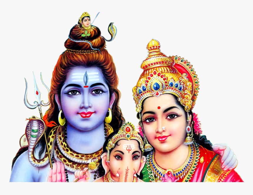 Shiva Png High-quality Image - Shiva Parvati Images Png, Transparent Png, Free Download