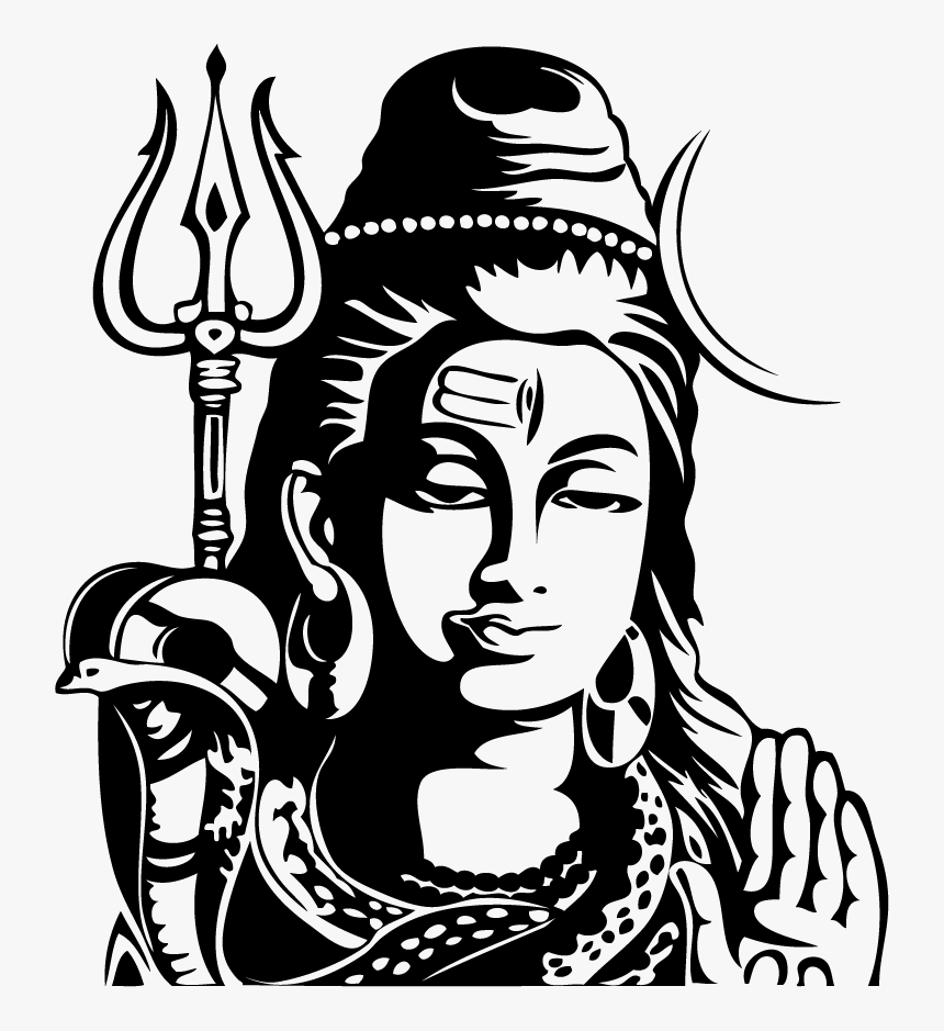 760 X 859 4 - Lord Shiva Clipart Png, Transparent Png, Free Download