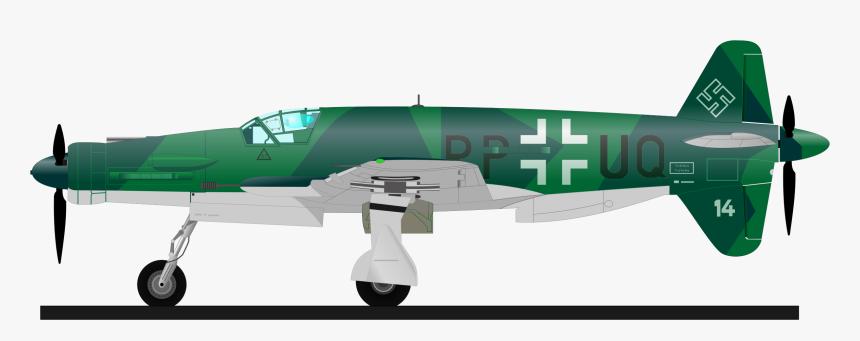 Dornier Arrow Clip Arts - Bf 110, HD Png Download, Free Download