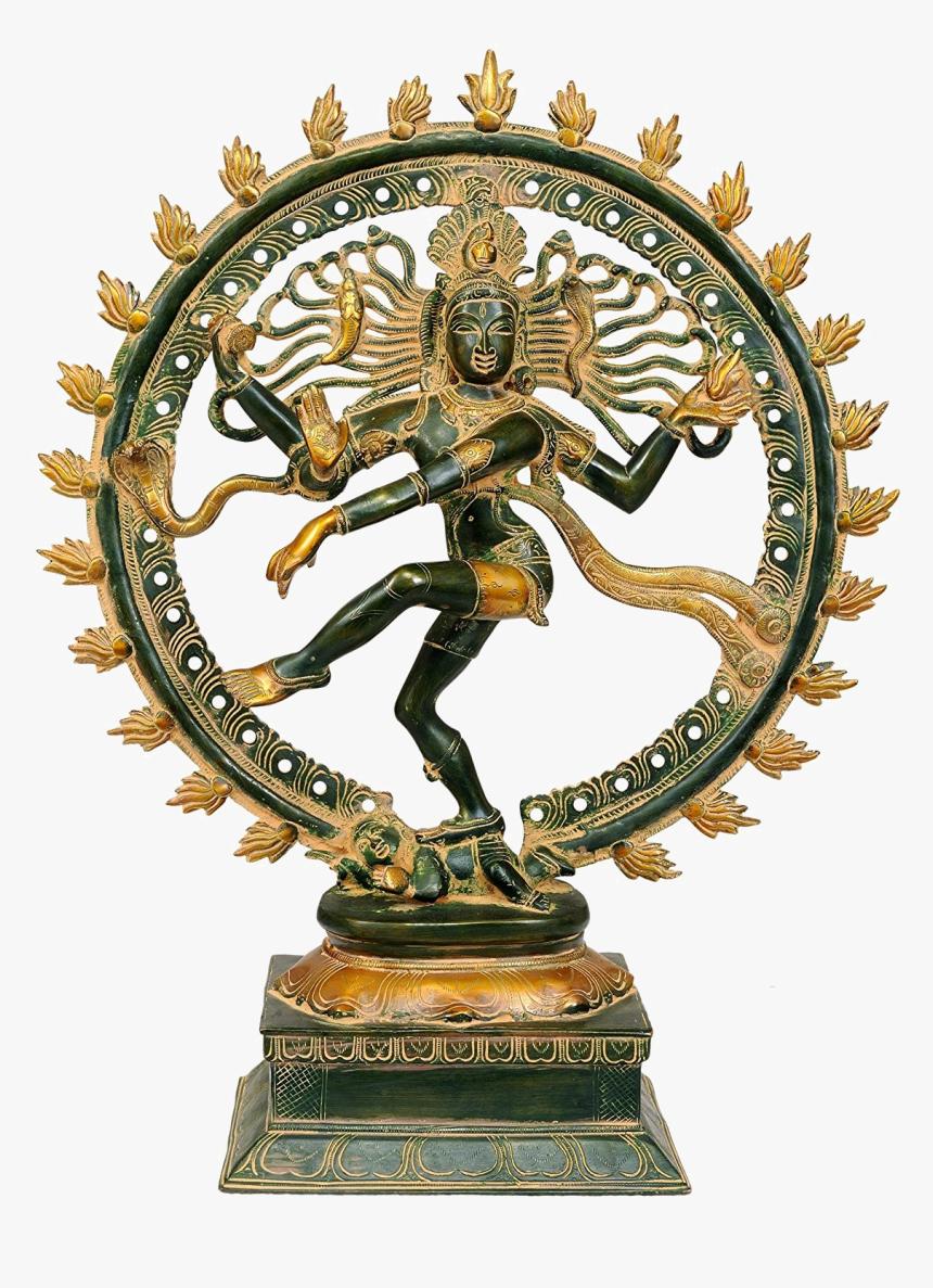 Nataraja Png Pic - Nataraja Statue, Transparent Png, Free Download