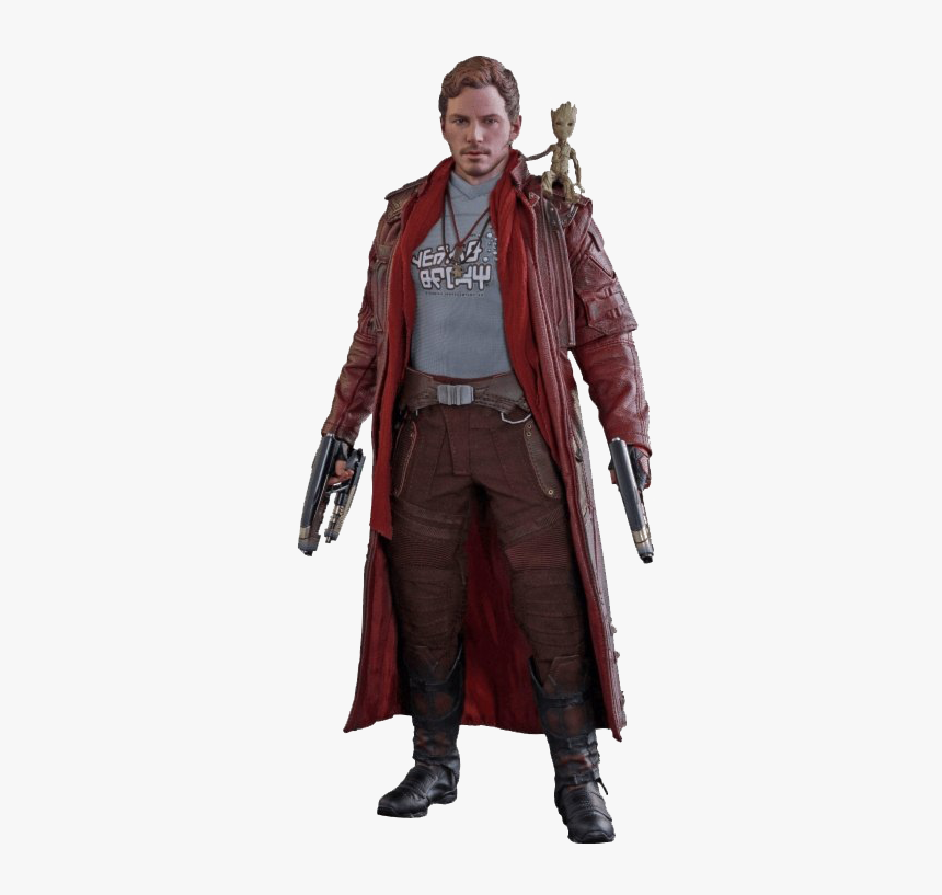 Star Lord Png Free Download - Star Lord From Guardians Of The Galaxy, Transparent Png, Free Download