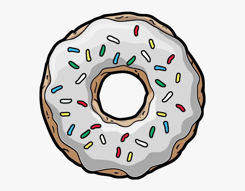 Donut Png Transparent - Donut Clipart, Png Download, Free Download