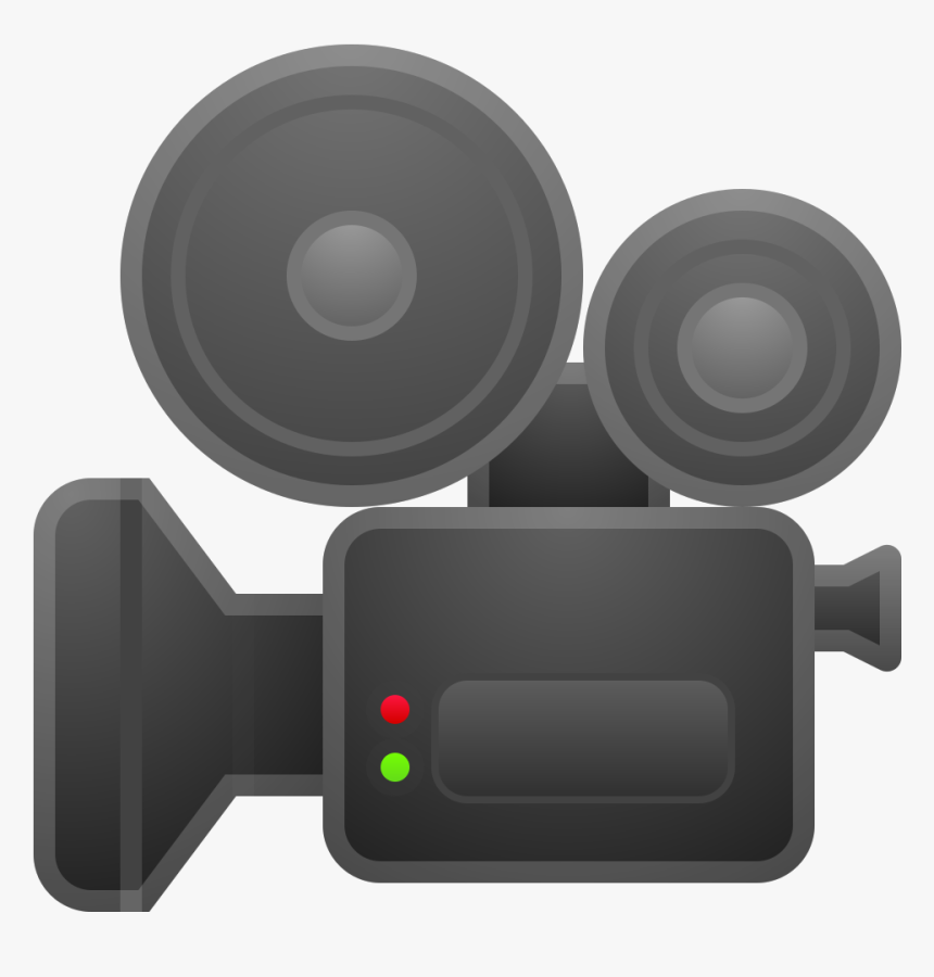 Movie Camera Icon - Emoji Caméra, HD Png Download, Free Download