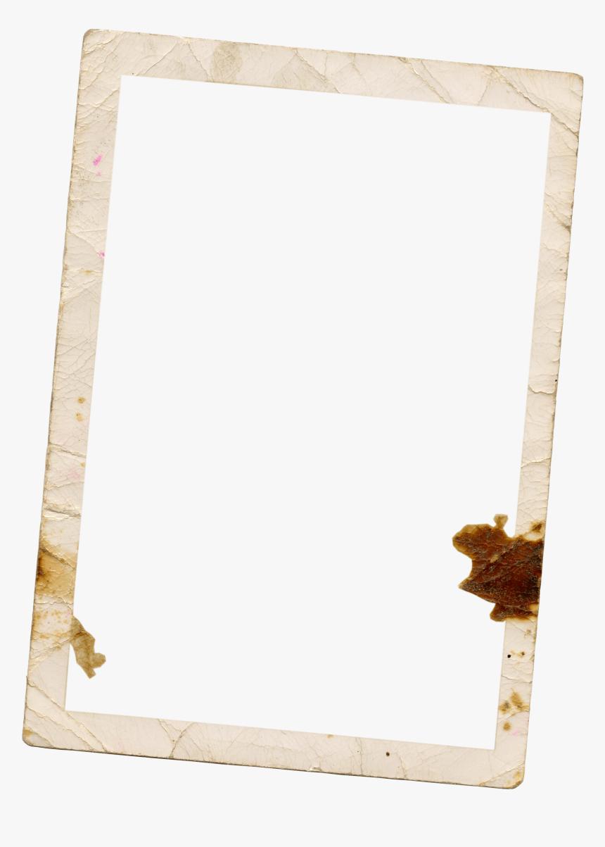 Transparent Polaroid Frame Png - Old Polaroid Frame Png, Png Download, Free Download