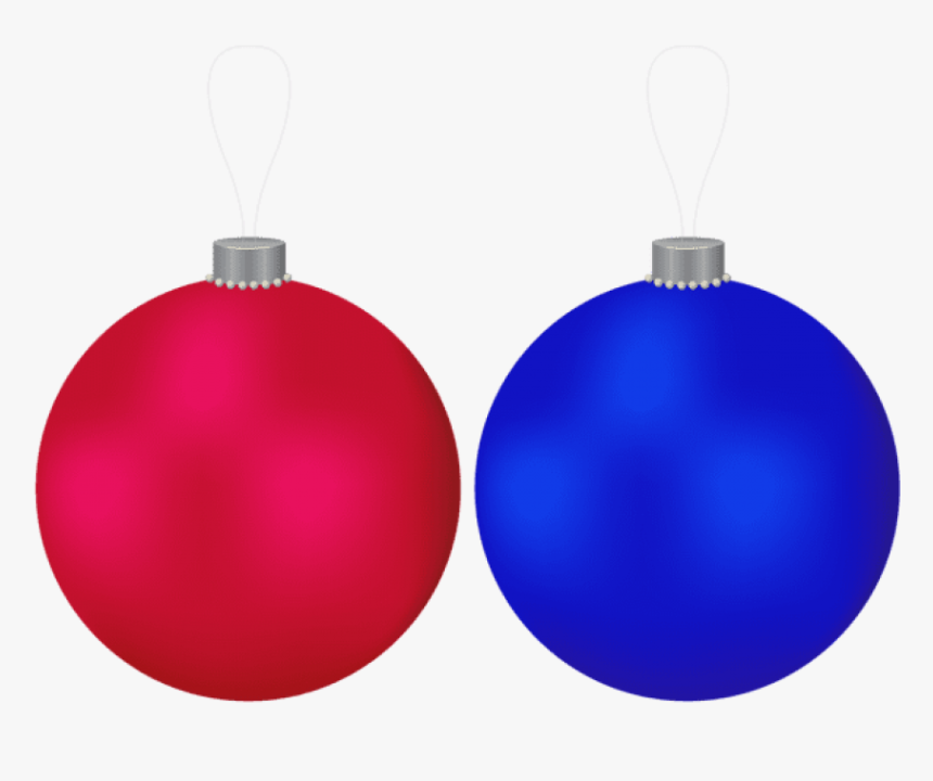 Transparent Holiday Ornaments Png - Christmas Ornament, Png Download, Free Download