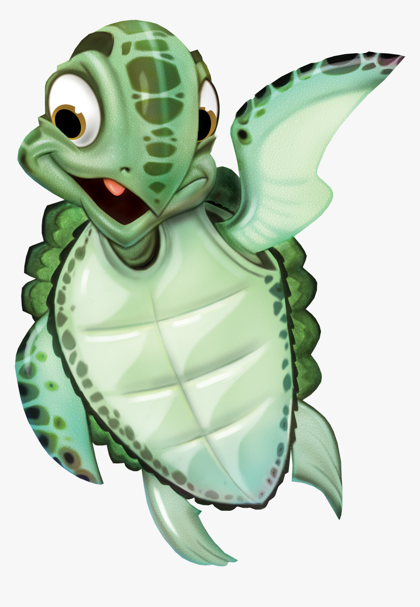 Png Download Free Turtle Vector - Turtle Sea Png, Transparent Png, Free Download