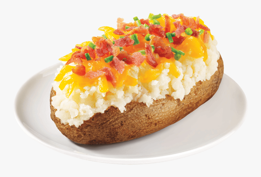 Baked Potato Png - Loaded Baked Potato Png, Transparent Png, Free Download