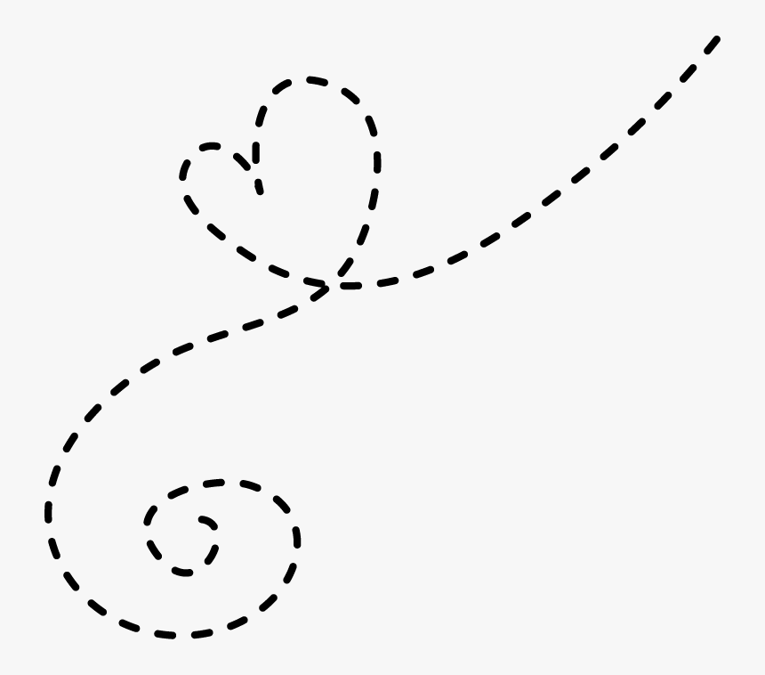 Bees Transparent Dotted Line - Bee Trail Transparent, HD Png Download, Free Download